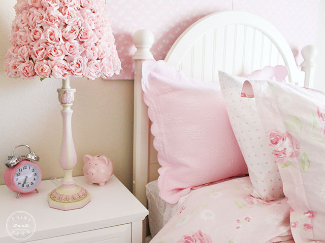 the girls bedroom paint me pink