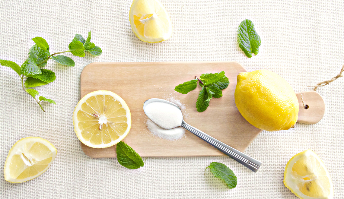 Mint lemonade recipe!