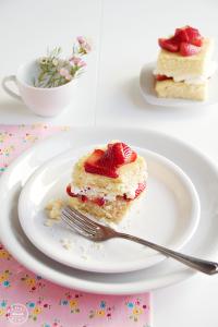 A Delicious Strawberry Shortcake Recipe