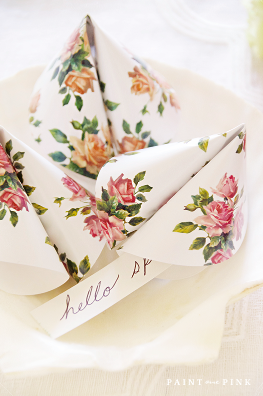 Free-Vintage-Roses-Fortune-Cookie-Printable