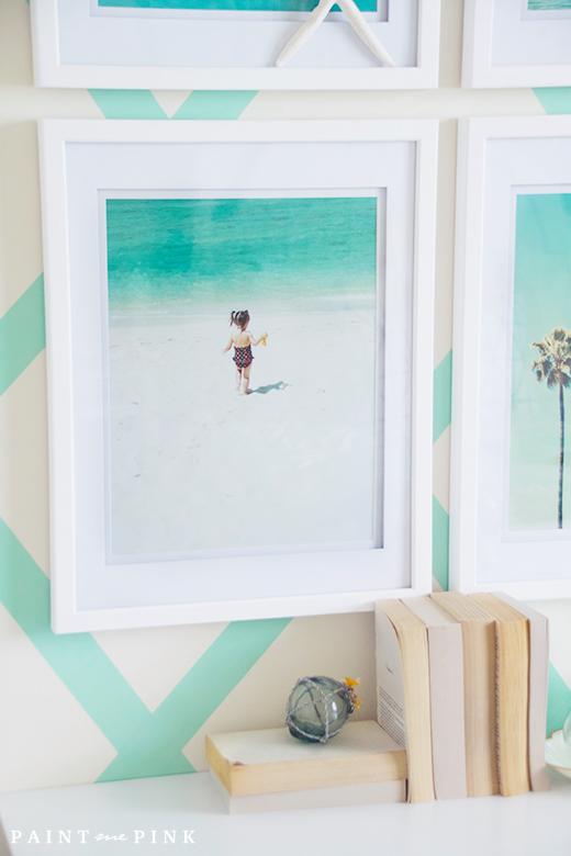 Juliet S Beach Bedroom Reveal Paint Me Pink