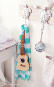 Summer Decorating With Teal